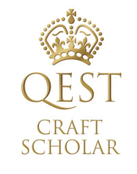 QEST Craft Scholar logo