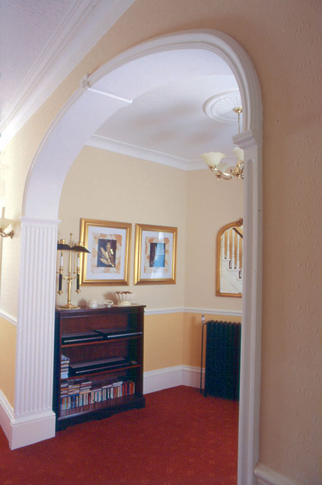 Plaster Archways From Plasterwrx Specialists In Decorative Amp Solid Fibrous Plasterwork