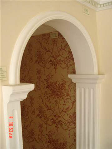Plaster Archways From Plasterwrx Specialists In