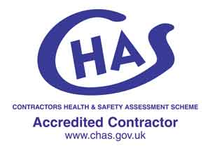 Plasterwrx are Chas Accredited