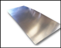 metal sheet for running plaster/cornice/panel mould
