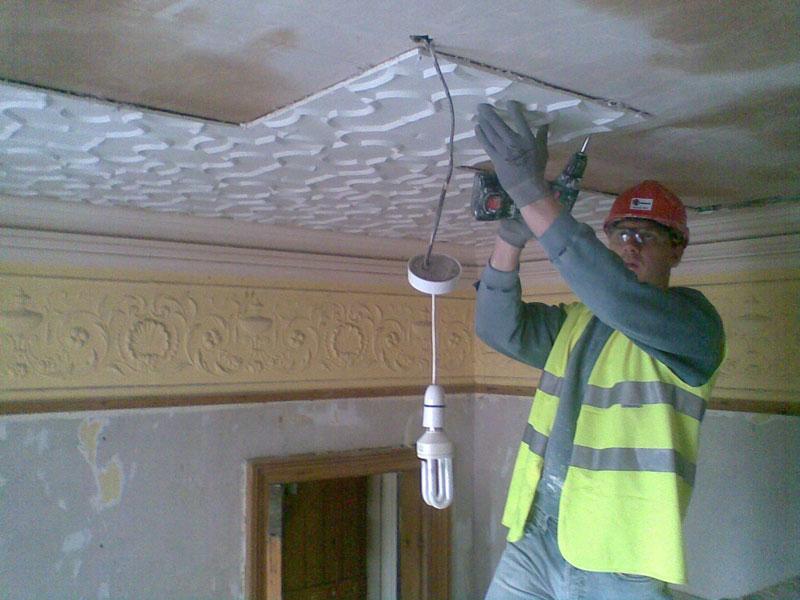Plasterwrx solid & decorative plasterwork specialists