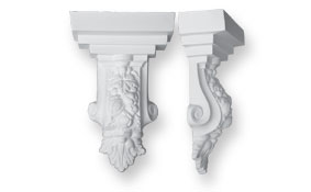 CL16 Large Fruit Corbel