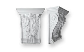 CL1 Grand Ornate Scroll Corbel