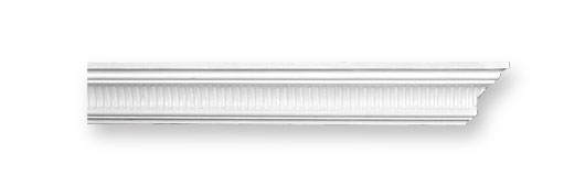 CO12 Small Fluted Plaster Cornice
