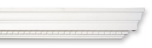 CO13 Small Dentil Plaster Cornice