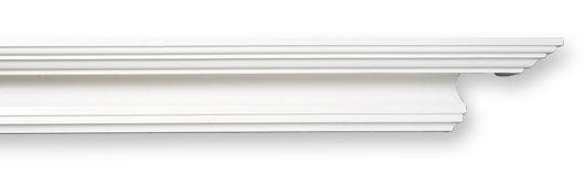 CO17 Small Victorian Plaster Cornice