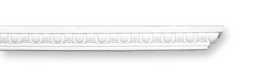 CO20 Mini Egg & Dart Plaster Cornice