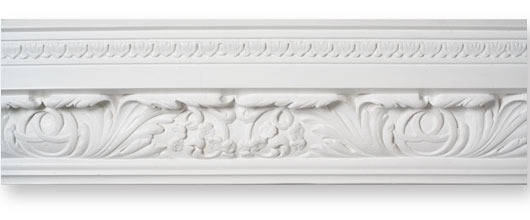 CO23 William & Mary Plaster Cornice