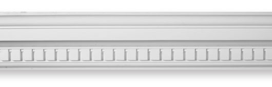 CO25 Large Dentil Drip Plaster  Cornice