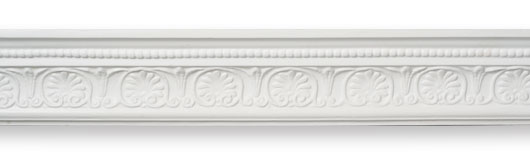 CO26 Honeysuckle & Bead Plaster Cornice