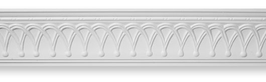 CO48 Pearl Drop Plaster Cornice