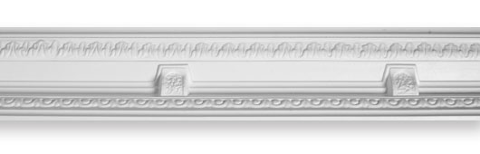 CO49 Lambs Tongue Plaster Cornice