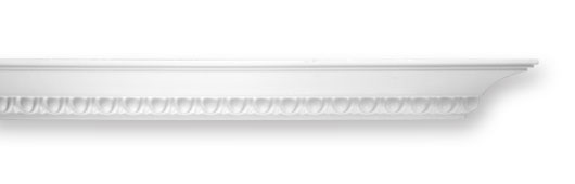 CO61 Egg & Dart Easy Fit Plaster  Cornice
